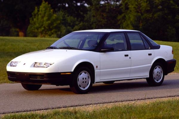 Saturn S-Series USA 1990