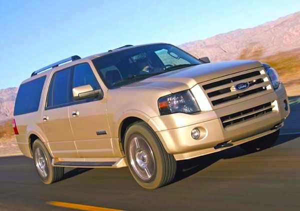 Ford Expedition Saudi Arabia June 2013
