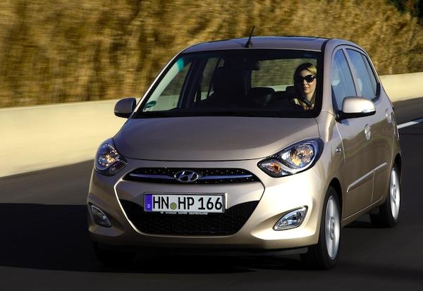 Hyundai i10 Paraguay 2012