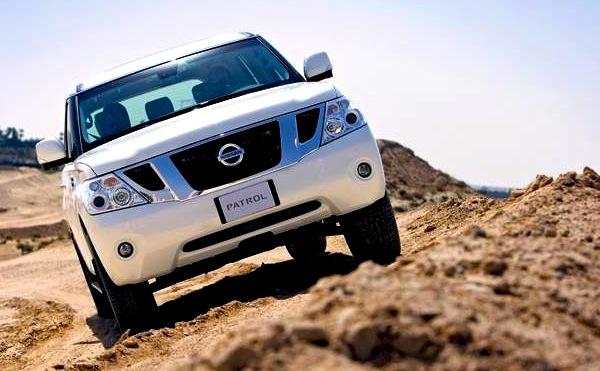 Nissan Patrol Qatar June 2013