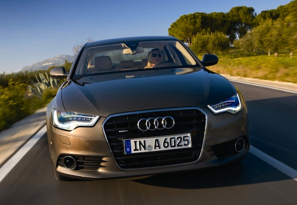 Audi A6 San Marino 2012