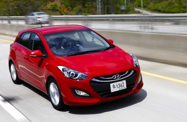 Hyundai i30 Japan 2012