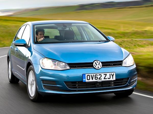2013 VW Golf Albania 2012