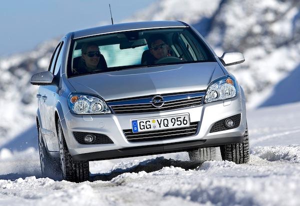 Opel Astra Albania 2012