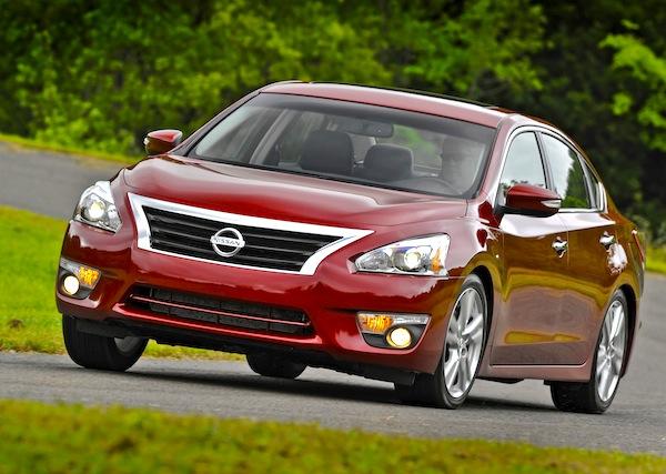 Nissan Altima Oman January 2013