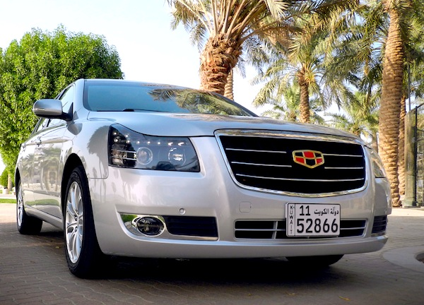 Geely Emgrand EC8 Kuwait. Picture courtesy of qabaq.com