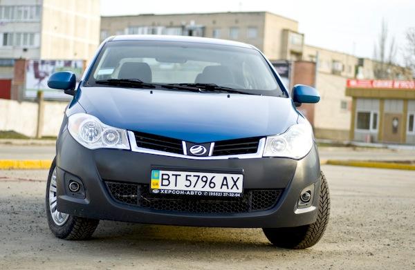 ZAZ Forza Ukraine 2013