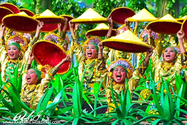 Celebrating Filipino style. Picture courtesy of wordpress