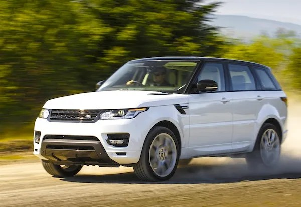 Range Rover Sport World July 2013