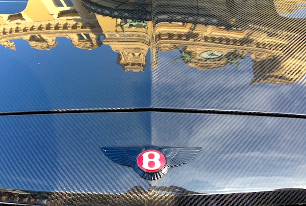 Bentley and Casino Monaco August 2013
