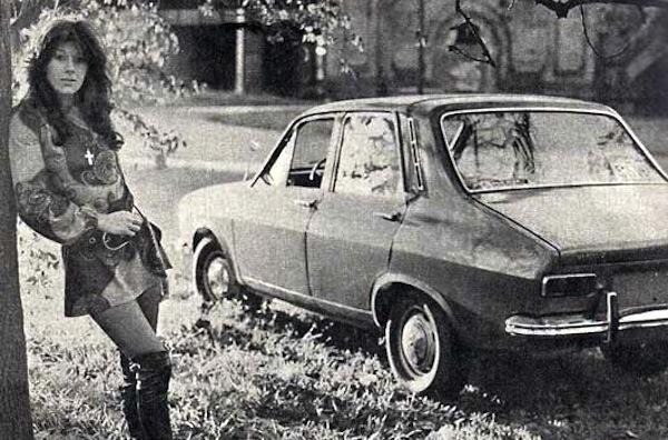 Renault 12 Argentina 1971. Picture courtesy of testdelayer.com.ar