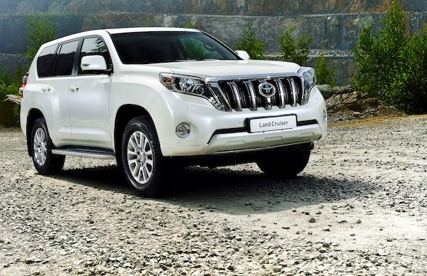 Toyota Prado Oman July 2013