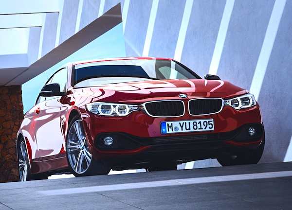 BMW 4 Series World 2013