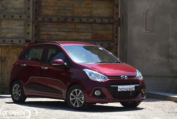 Hyundai Grand i10 World September 2013. Picture courtesy of cardekho.com