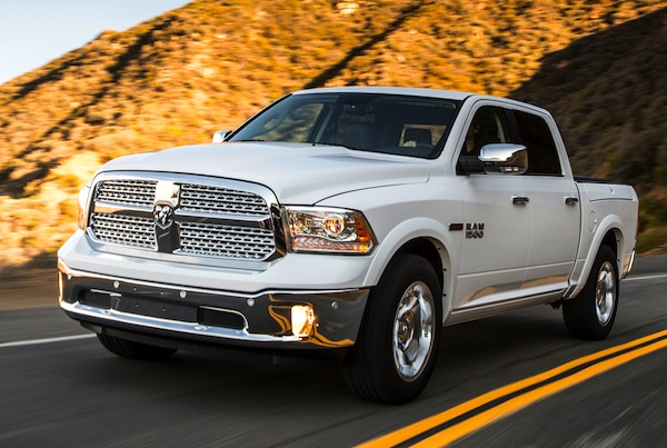 RAM 1500 USA April 2014. Picture courtesy of motortrend.com