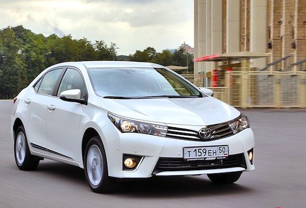 Toyota Corolla World 2015. Picture courtesy of zr.ru