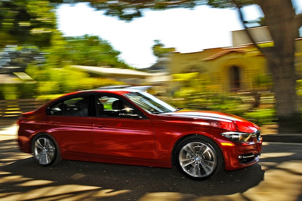 BMW 3 Series California September 2013. Picture courtesy of motortrend.com