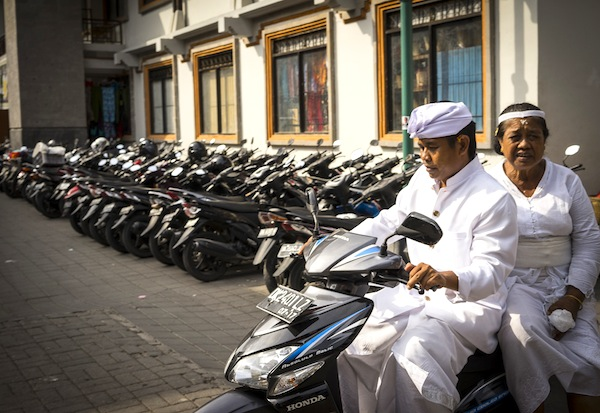 Bali Indonesia Picture courtesy of stefan.bernsmann via Flickr