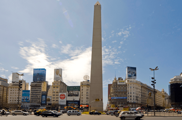 Buenos Aires 2013. Picture courtesy of piper969 via Flickr