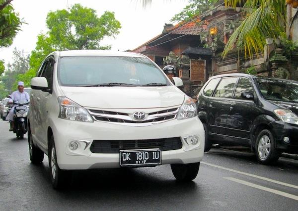 Toyota Avanza Indonesia 2014