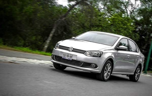 VW Vento Mexico March 2015. Picture courtesy of am.com.mx