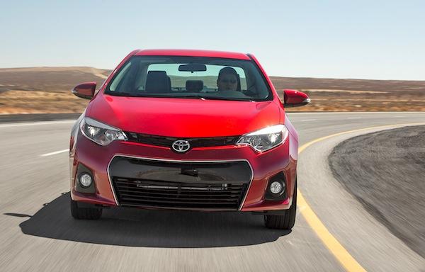 Toyota Corolla World 2013. Picture courtesy of motortrend.com