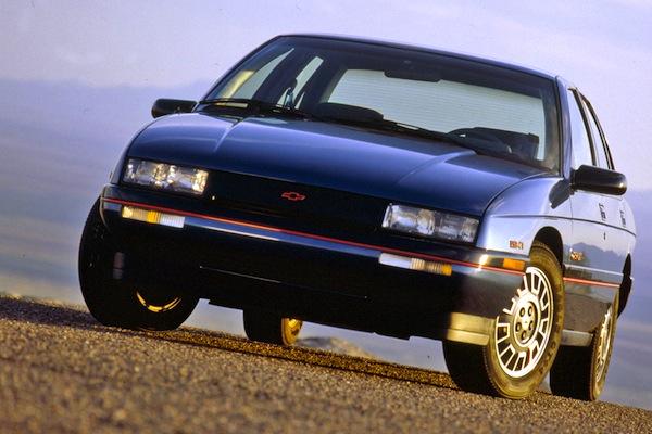 Chevrolet Corsica USA 1988