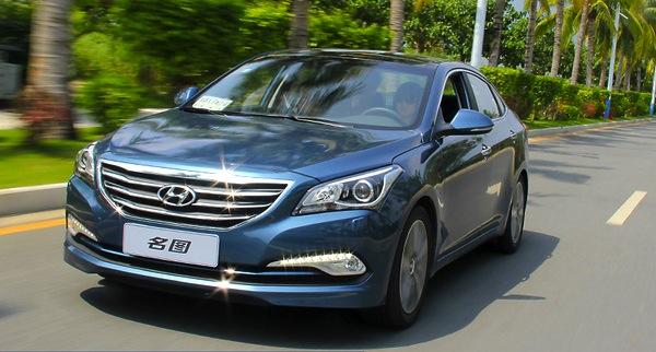 Hyundai Mistra China May 2014. Picture courtesy of pcauto.com.cn