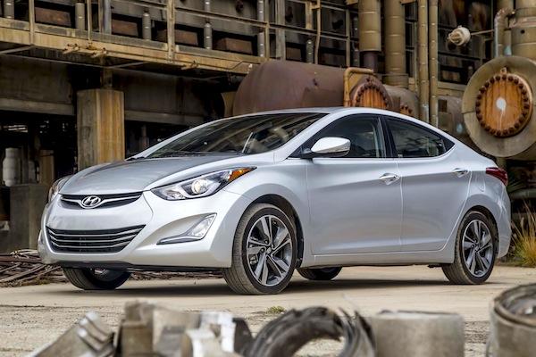 Hyundai Elantra Jordan 2014. Picture courtesy of motortrend.com