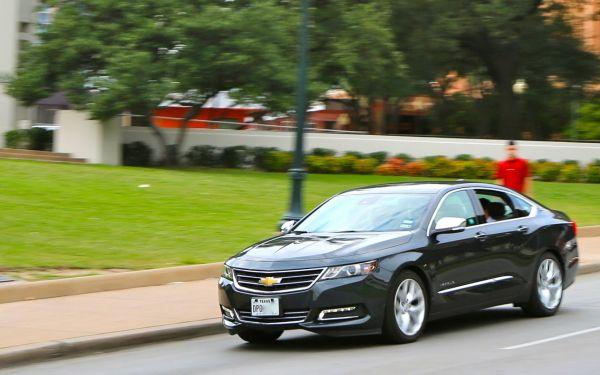 7. Chevrolet Impala Dallas