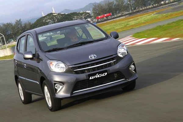 Toyota Wigo Philippines July 2015. Picture courtesy of livelifedrive.com