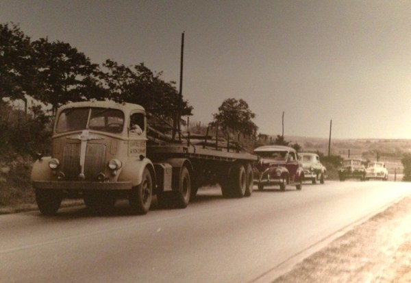 Truck Route 66 1940