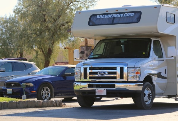 10. Ford E-350 Furnace Creek