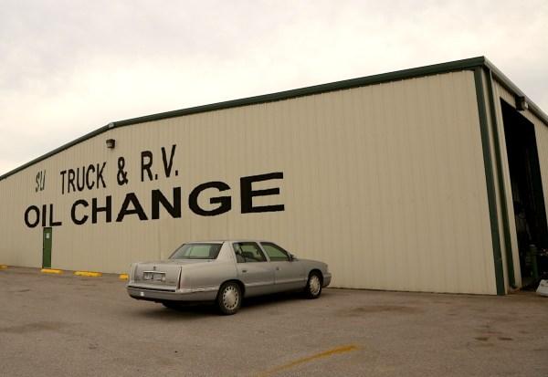 4. Oil Change Sayre OK
