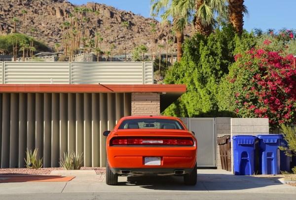 6. Dodge Challenger Palm Springs