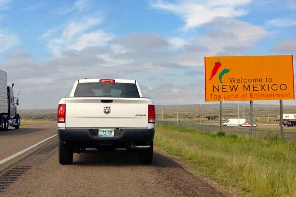 8. Albert New Mexico