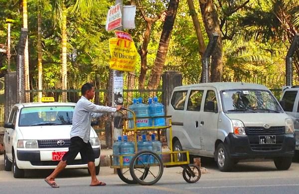 4. Lifan Foison Van Yangon