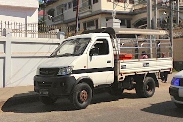 6. Chana Pickup Yangon