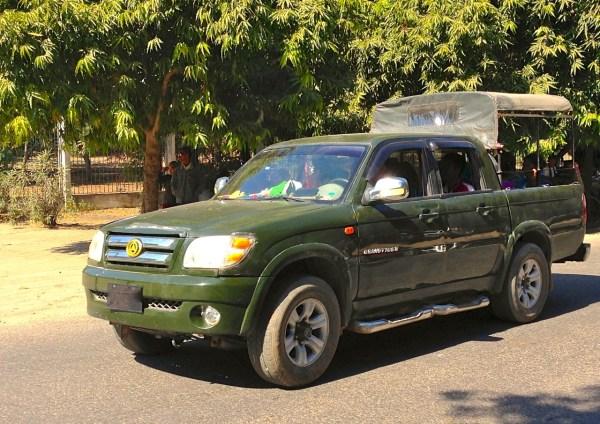 8. ZX Auto Grand Tiger Bagan