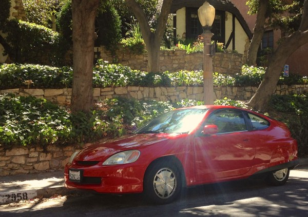 Honda Insight Los Angeles