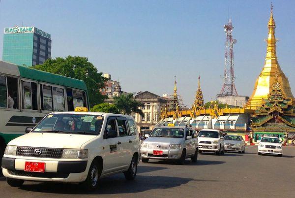 Toyota Probox Yangon 3