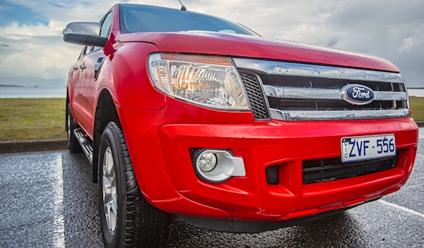 Ford Ranger New Zealand 2014. Picture courtesy caradvice.com.au