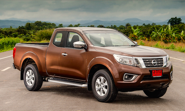 Nissan Navara Thailand 2014. Picture courtesy headlightmag.com