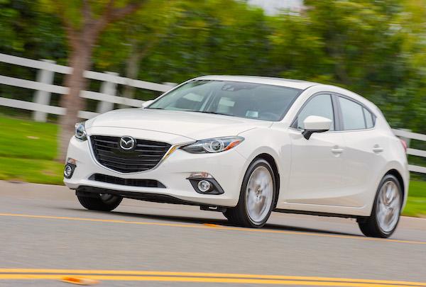 Mazda3 Vietnam January 2015. Picture courtesy motortrend.com