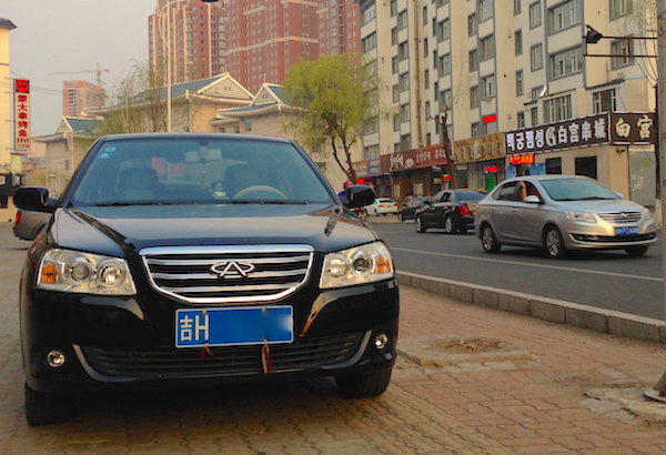 Chery Cowin 2 and E3 Yanji