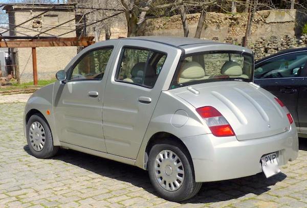 6. Toyota Will in Bodbe