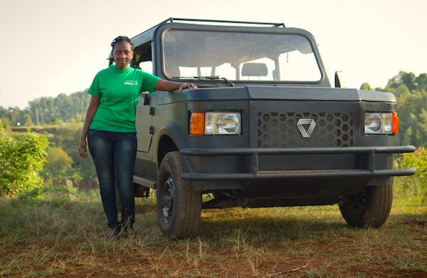 Mobius II Kenya