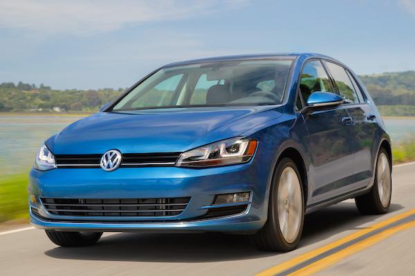 VW Golf World 2014