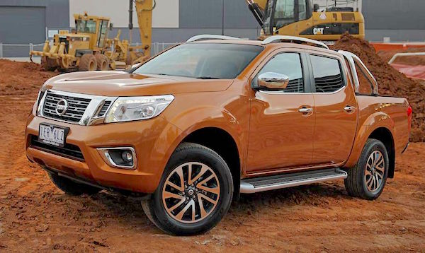 Nissan Navara New Caledonia May 2015. Picture courtesy carsguide.com.au