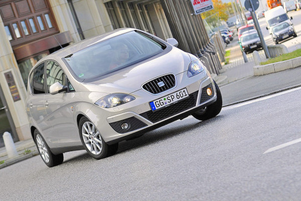 Seat Altea Austria May 2015. Picture courtesy autobild.de